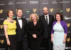 Marketing agency wins silver at the an post smart marketing awards