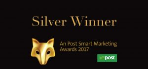 Marketing Agency, Fuller Marketing receive silver award at an post smart marketing awards
